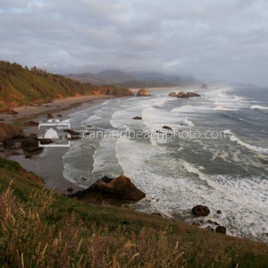 Wide Ecola Point View
