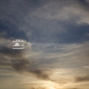 Just Sunset Sky