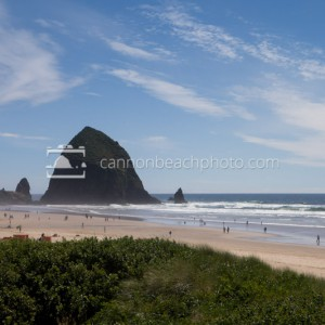 Summer Days in Cannon Beach