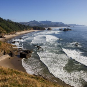 Ecola View on a Sunny Day