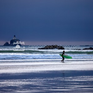 Oregon Coast Winter Surf