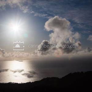Simple Ocean and Sky