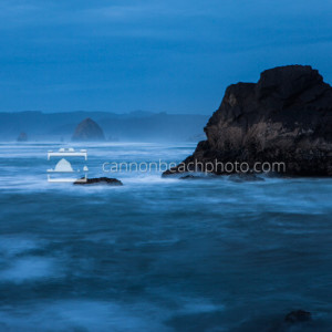 Oregon Coast Evening – Silver Point to Haystack Rock