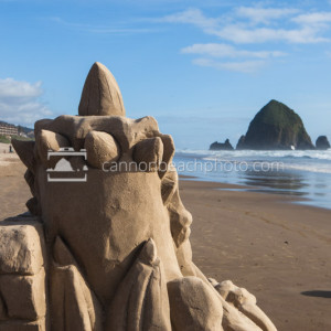 Cannon Beach Sandcastle Day Contest, Oregon Coast Pictures 4