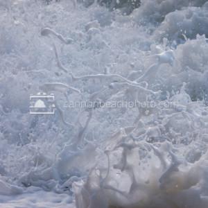 Oregon Coast Wave Foam Explosion 5