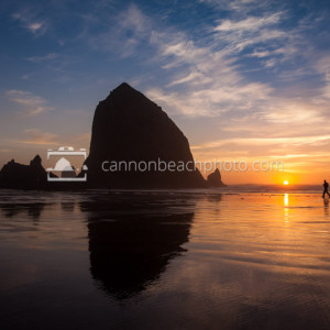 Walking the Sunset Shore, Oregon Coast