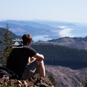 Relaxing on the Oregon Coast, Mountain Hike