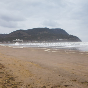 Tillamook Head, Overcast Day