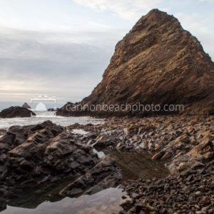 Arch Cape Rock