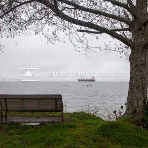 Astoria Riverwalk Bench