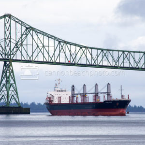Boat Channel on the Columbia River