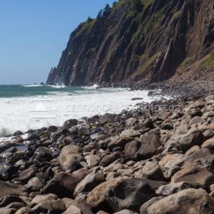 Manzanita Cliffs View, Pacific Ocean