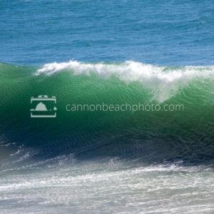 Wave Curl, Oregon Coast