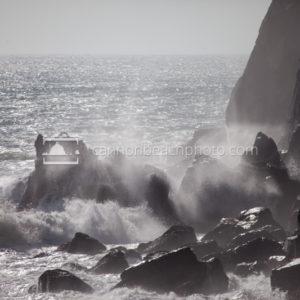 Wave Mist after Crash