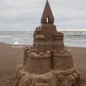 Sandcastle Vertical