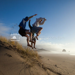 Dune Jumpers, Oregon Coast 2