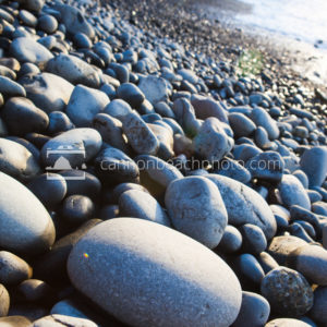 Rocks Upon the Shoreline, Vertical