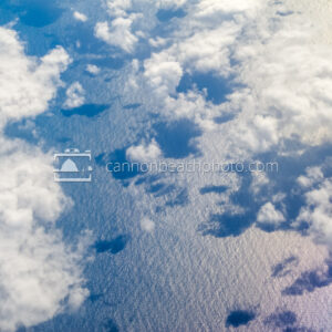 Clouds Above the Pacific 1
