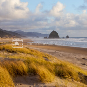 Post Storm in Cannon Beach