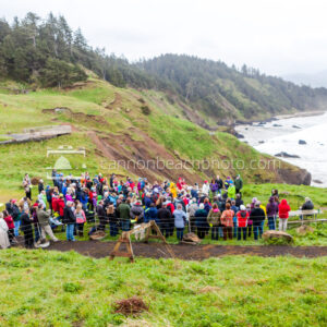 Sunrise Service at Ecola State Park