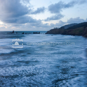 Turbulent Ocean, Ecola State Park