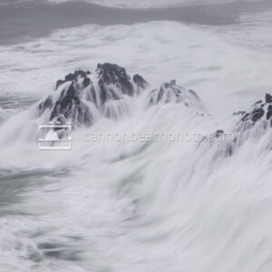 Waves on the Rocks, Cape Falcon