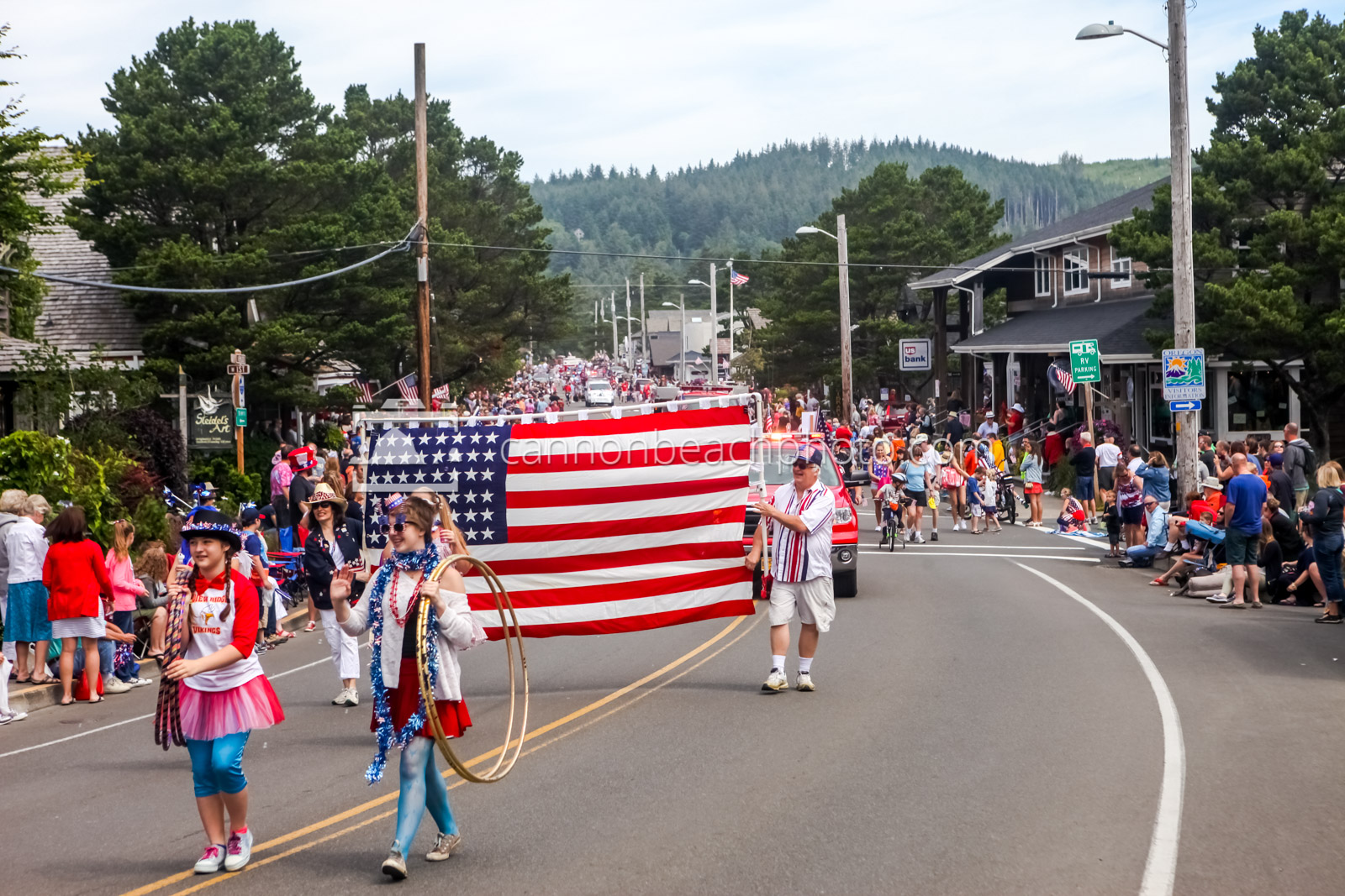 Fourth of July Parade 2