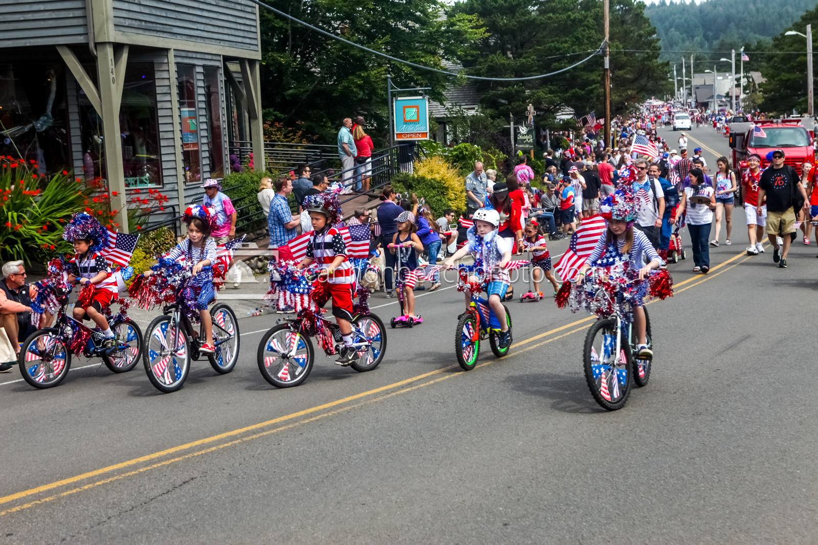 Fourth of July Parade 3