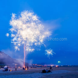 Manzanita Fireworks, Independence Day