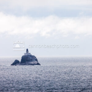 Tillamook Lighthouse Stormy