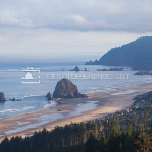 Cannon Beach in Morning Light