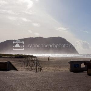 Seaside Turnaround View of Tillamook Head 1