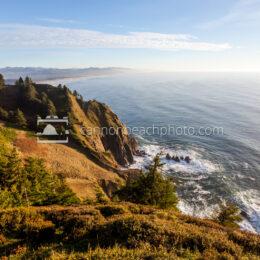 Neahkahnie Cliffs Wide View