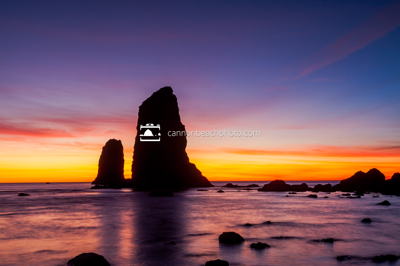 Dynamic Sunset at Needles Afterglow
