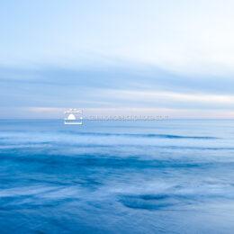Serene Ocean and Sky 1