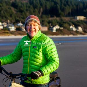 Biking on the Beach at Silver Point 4