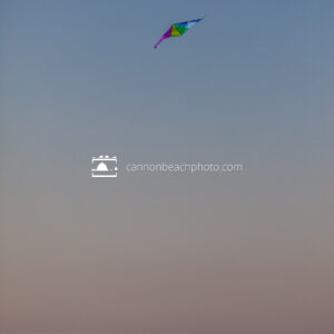 Kite Above the Pacific, Vertical